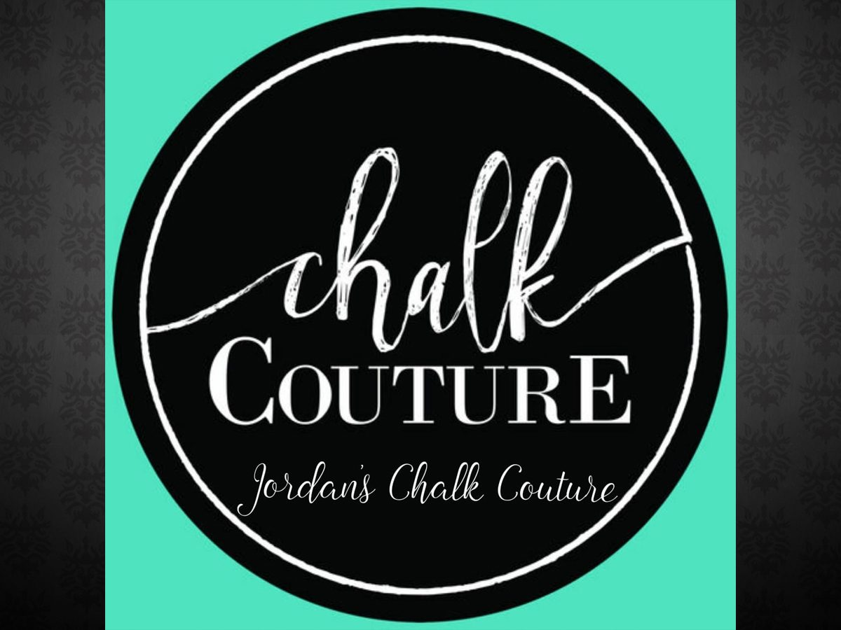 Jordans Chalk Couture