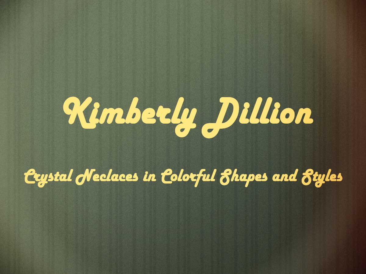 Kimberly Dillon