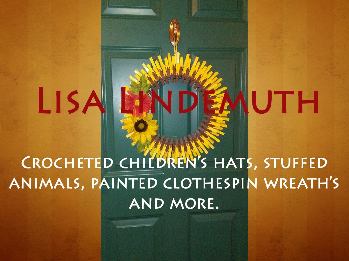 Lisa Lindemuth Card