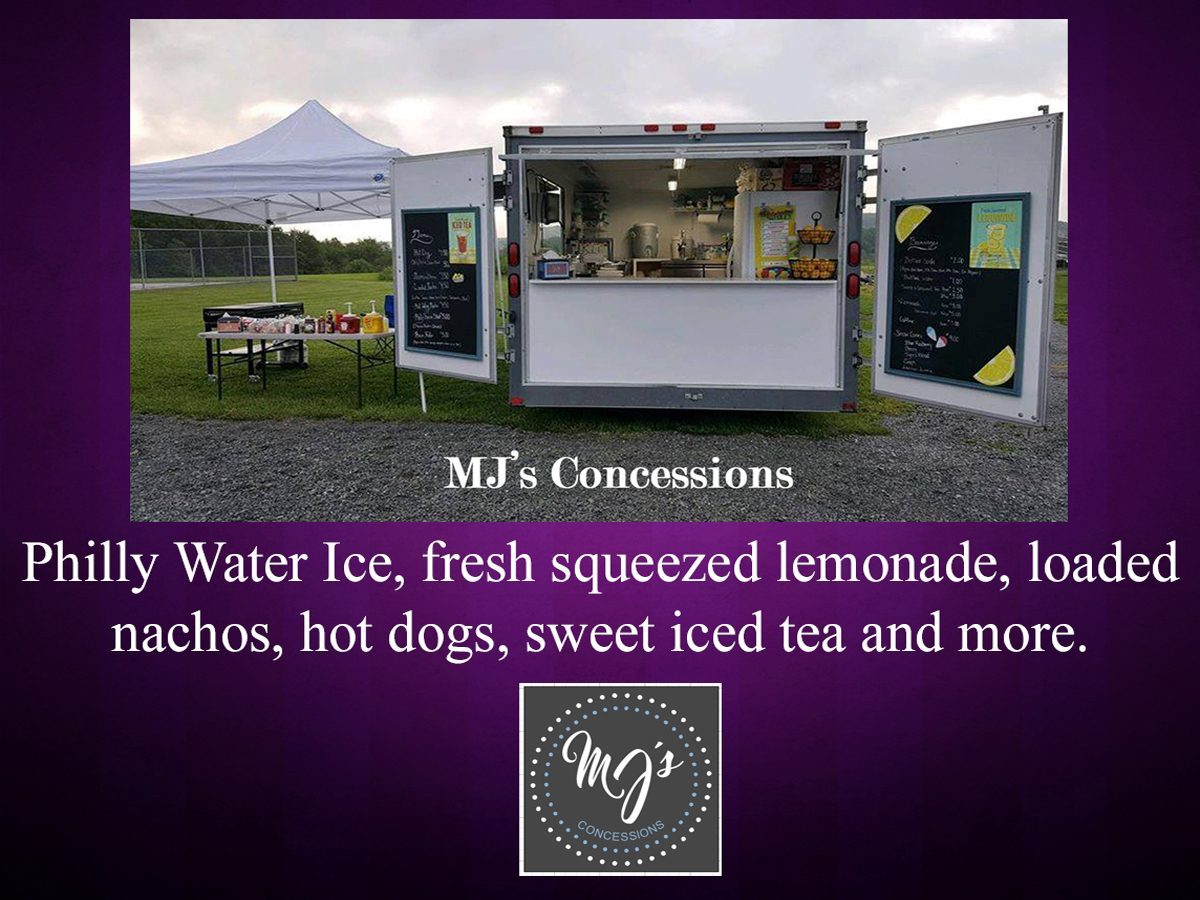 MJ Concessions - Mary Ann Geiswhite